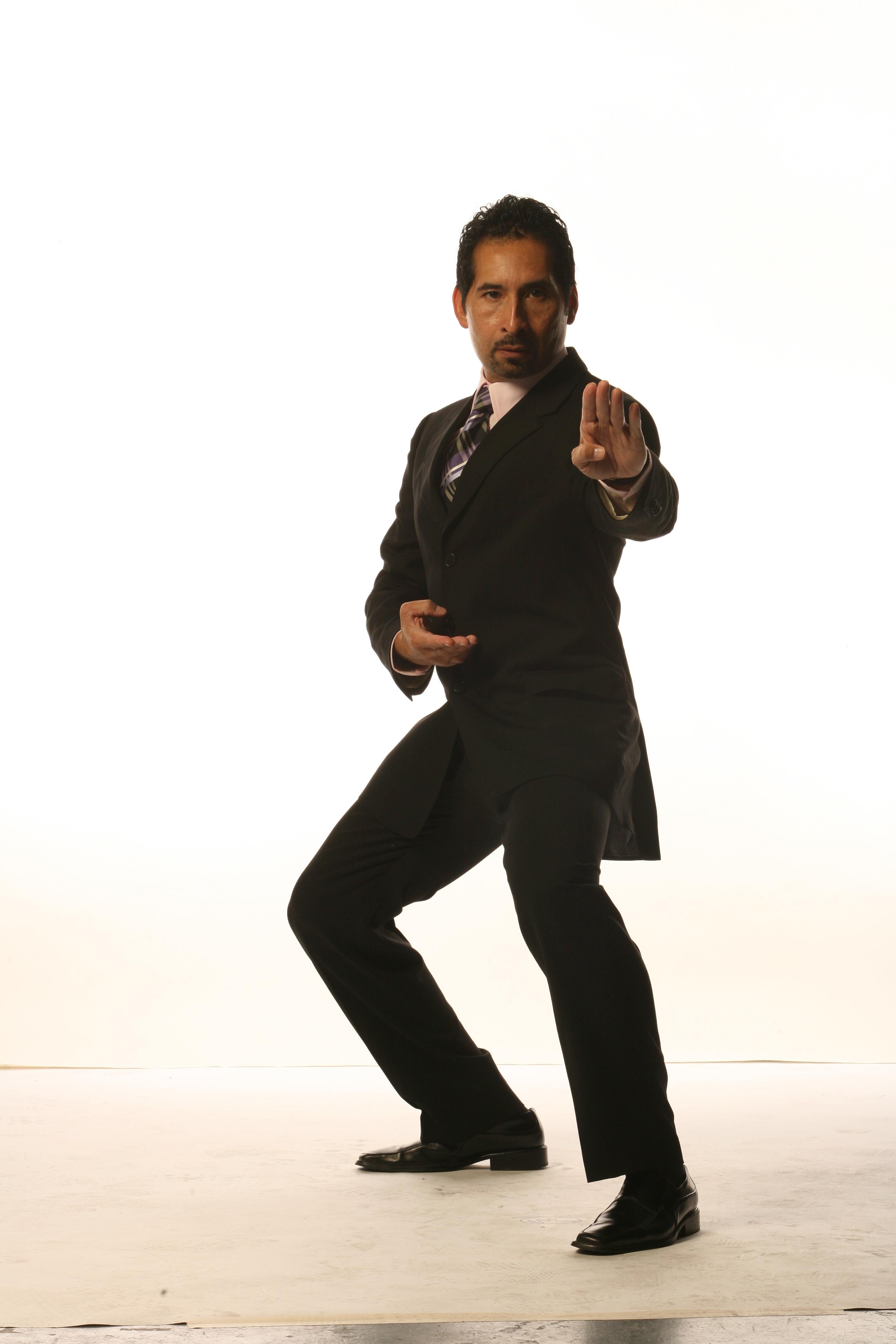 Master Agon suit 1