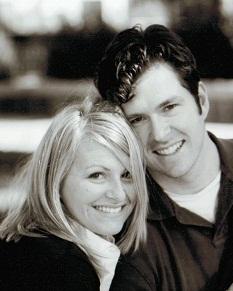 Steve and Jen Clark
