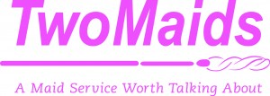 wo Maids & A Mop LOGO