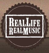 Real Life Real Music LOGO