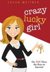 Crazy Lucky Girl - Cover