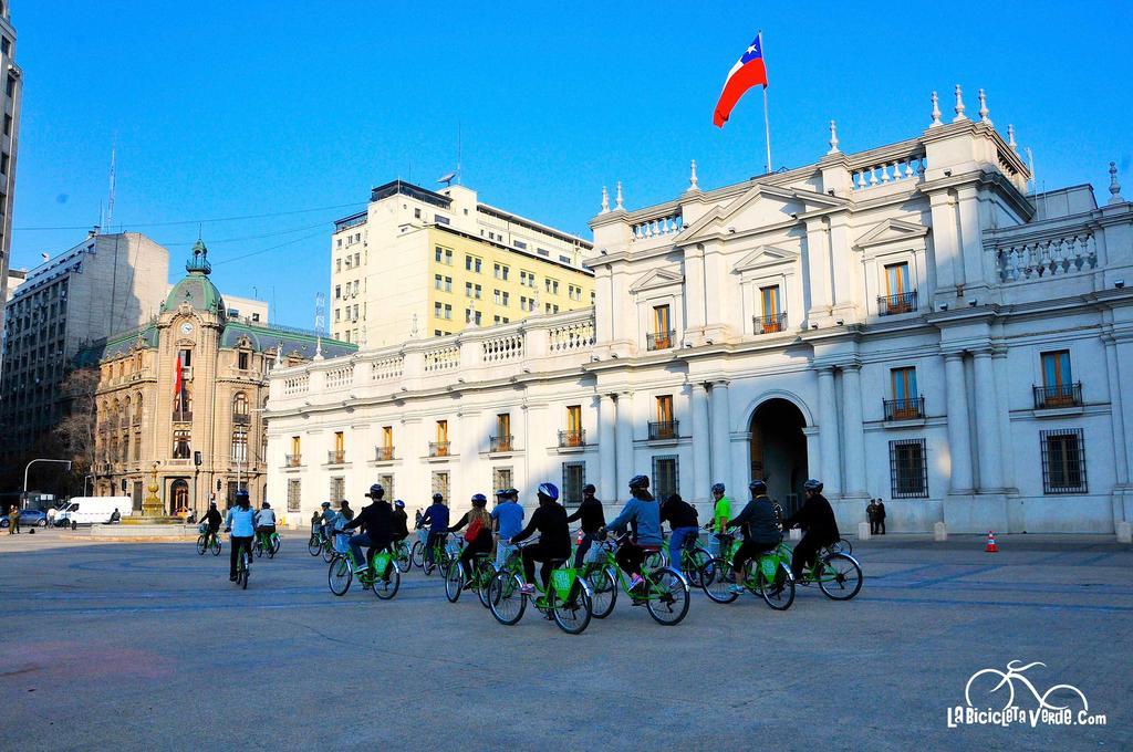 La Bicicleta Verde Bike Tour Company