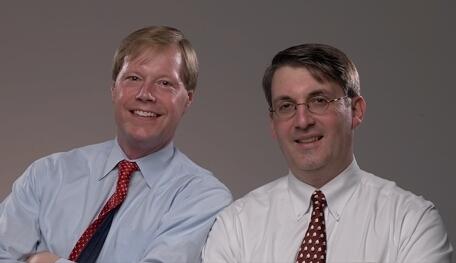 Jim Wright and John Fattibene