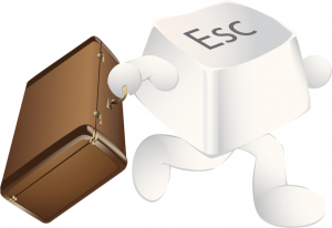 ESKI Escape Logo