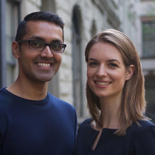 Neel Doshi and Lindsay McGregor
