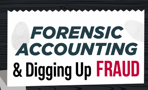 forensic accounting and your organization Marksnelson shares insights on how nonprofit fraud is often committed, and strategies to prevent it from happening in the organization.