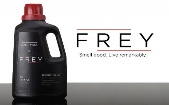 Frey Detergent for Men COVER