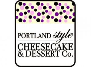 Portland Style Cheesecake & Dessert LOGO