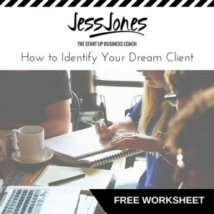 How to Identify Your Dream Client AD