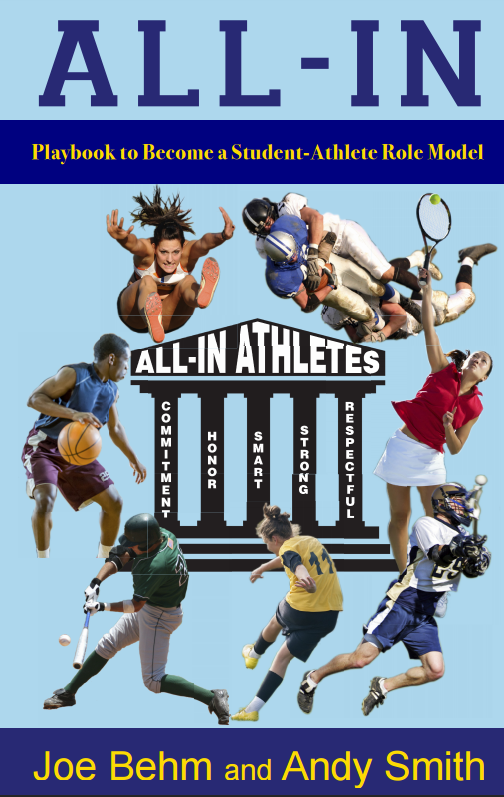 All In Athletes Cover