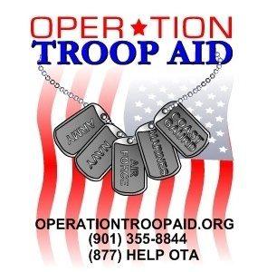 Operation Troup Aid LOGO