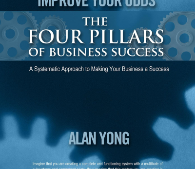 Improve your odds, the four pillars of success