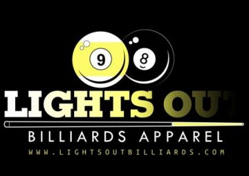 Lights Out Billiards Apparel