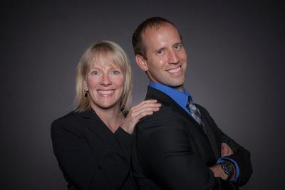 Nicole and Michael Karnowski