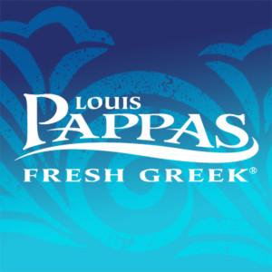 Louis Pappas Fresh Greek LOGO