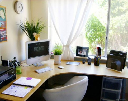 Supercharge Your Productivity With These Five Home Office
