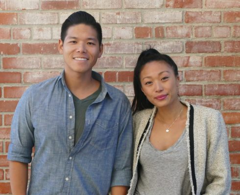 Josh Lam and Yina Liu