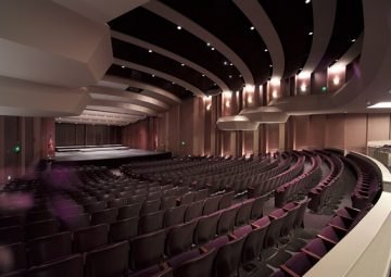 Lincoln Theater in Yountville, California