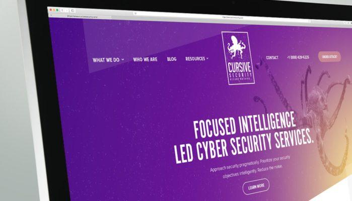 Cursive Security