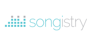 Songistry one line logo
