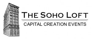 soho loft logo White background