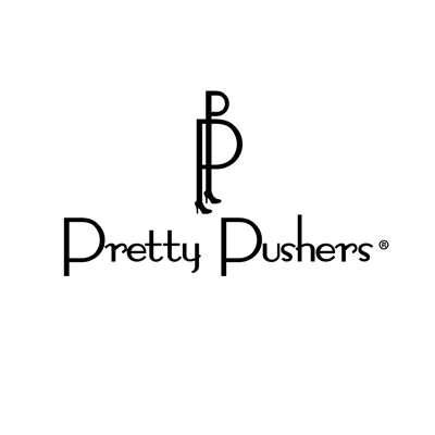 Pretty Pushers B&W logo small 2