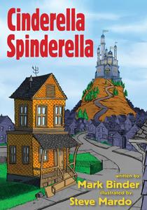 Cinderella Spinderella Book Cover