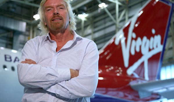 VIRGIN CEO