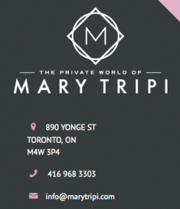 The Private World of Mary Tripi