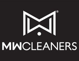 mw cleaners logo