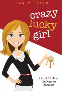 Crazy Lucky Girl - Cover