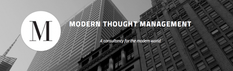 Modern Thought Banner