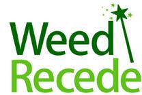 Weed Recede Logo