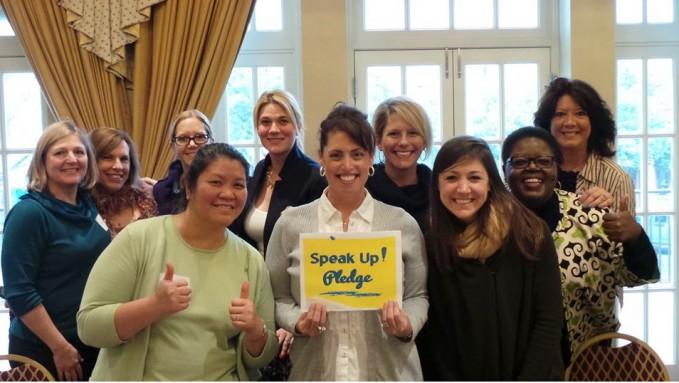 SpeakUp Pledge