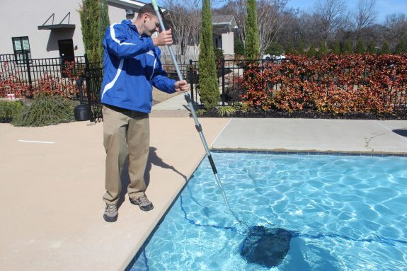 Pool cleaning and maintenance franchise starts from the - Swimming pool franchise opportunity ...
