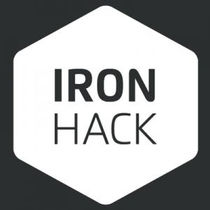 ironhack logo
